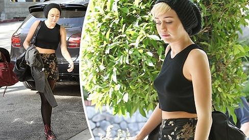 Miley Cyrus upřednostňuje pohodlí.