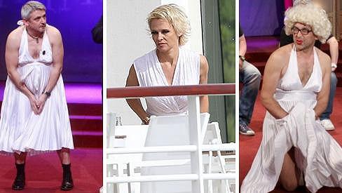 Tři variace na Marilyn Monroe