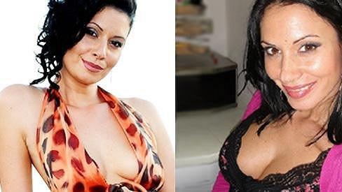 Adéla Taş před pár měsíci a nyní. Ta vyrostla!