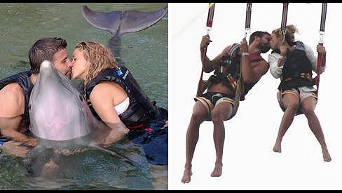 Shakira a Gérard jsou zamilovaní jako teenageři.