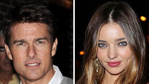 Tom Cruise a Miranda Kerr by byli krásný pár.