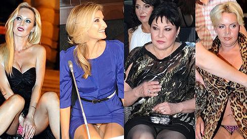 Kalhotkový trapas se nevyhnul řadě celebrit.