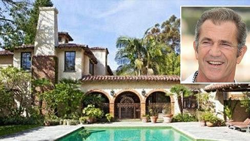 Mel Gibson prodal svůj dům.