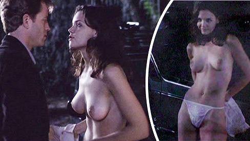 Katie Holmes ve filmu Téměř dokonalý zločin.