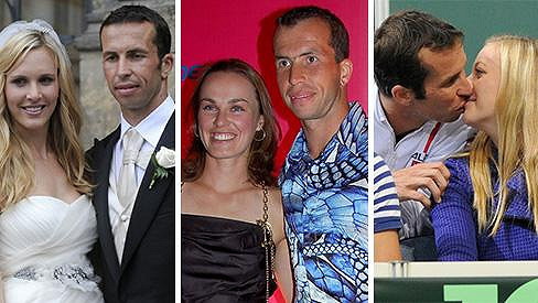 Štěpánkovi to s tenistkami moc nevychází.