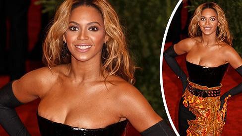 Beyoncé odhalila víc, než chtěla.