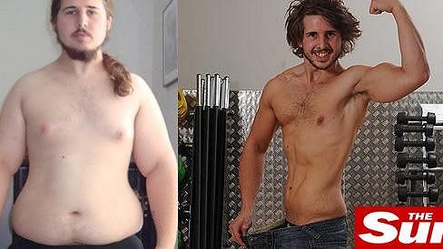 Shane Thomas prošel neuvěřitelnou změnou.