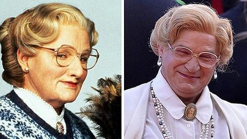 Filmu Mrs. Doubtfire 2 se nedočkáme, alespoň ne s Robinem Williamsem.
