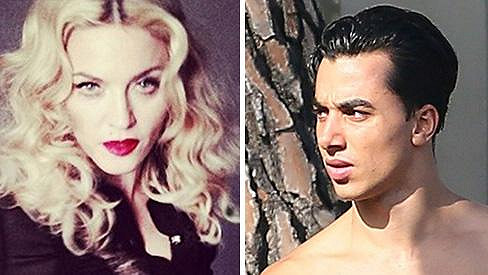 Madonna stráví zbytek dovolené už jen se svými dětmi.