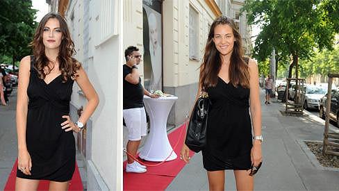 Katka Sokolová před a po. Ten rozdíl je nepřehlédnutelný.