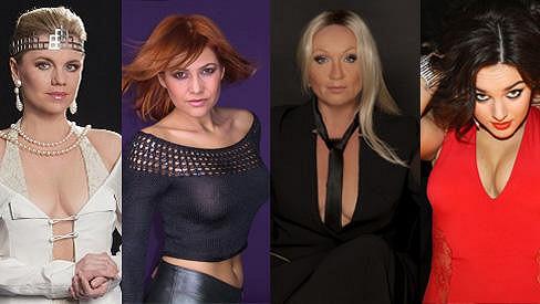 Tyhle zpěvačky vábí nejen hlasem.
