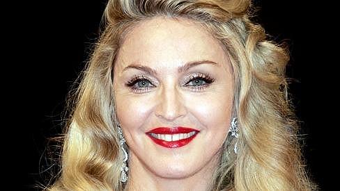 Madonna v Benátkách.