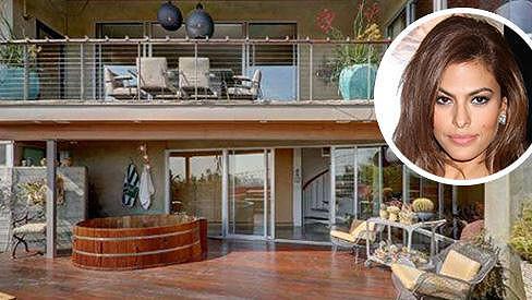 Dům Evy Mendes je na prodej...