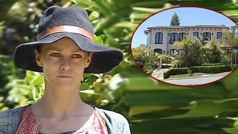Vanessa Paradis se poohlížela po novém bydlení.