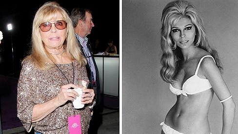 Nancy dnes a před pětačtyřiceti lety