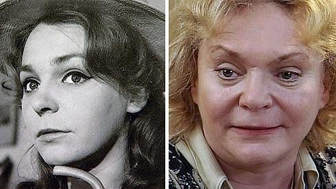 Klára Jerneková prožila hodně hořký životní konec.
