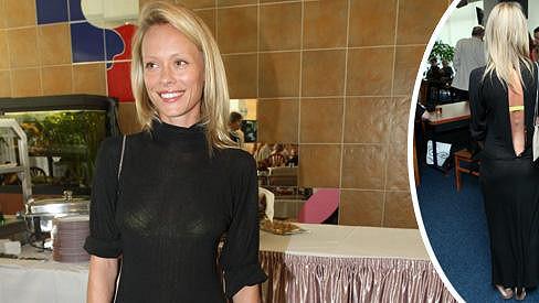 Linda Rybová vypadá skvěle.