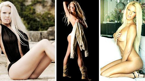 Veronika Basileiou je opravdu moc krásná.