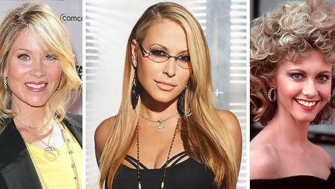 Nejen tyto slavné ženy se musely vyrovnávat s rakovinou prsu.