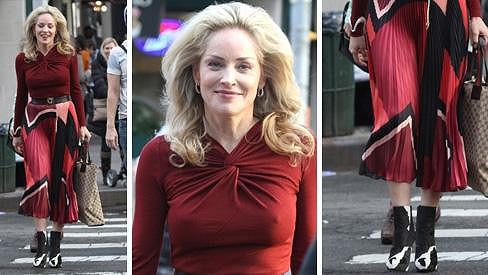 Sharon Stone to tentokrát nevychytala.