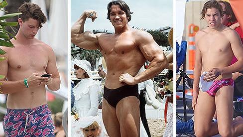 Arnold a jeho synové