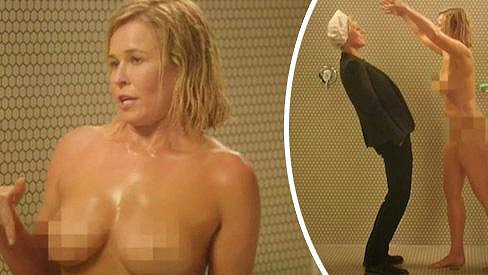 Chelsea Handler nemá žádné zábrany.