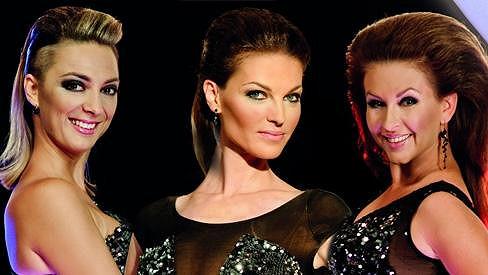 Z Polákové, Němcové i Morávkové jsou poloprofesionální hvězdy tanečního parketu.