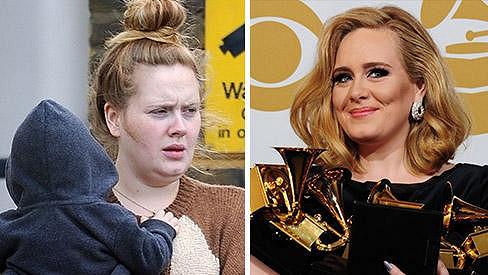Tohle je opravdu Adele?