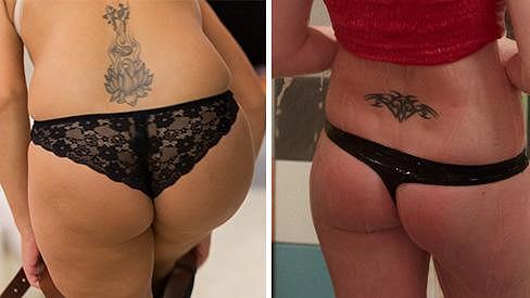 Poznáte, komu patří tahle tetování?
