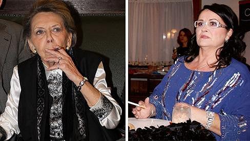 Hana Gregorová se vyjádřila k úmrtí Jiřiny Jiráskové po svém.