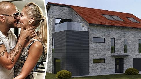 Takto bude vypadat dům snů Dary a Rytmuse.