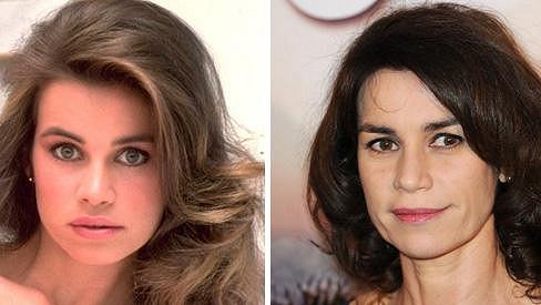 Na padesát vypadá Valérie stále k světu....