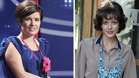 Zuzana Norisová dostala jako první nabídku na roli Evy Dvořákové v seriálu Vyprávěj.