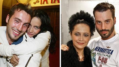 Vašek Noid Bárta a Lucie Bílá se během dvanácti let dost změnili.