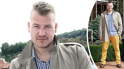 Jiří Vácha vyhrál první ročník Muže roku.