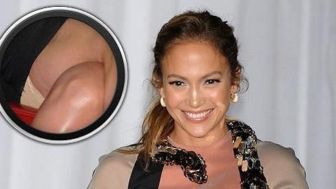 Jennifer Lopez ukázala bombarďáky.