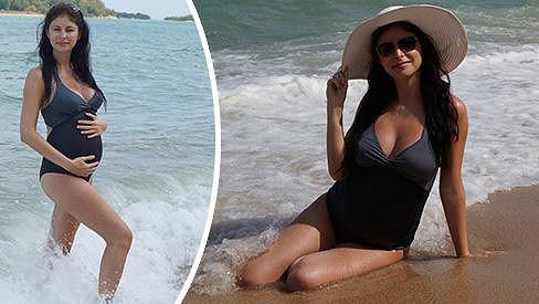 Denisa Jeřábková dva týdny relaxovala v Thajsku.