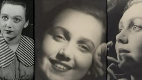 Jiřina Jirásková měla už odmalička velké charisma.