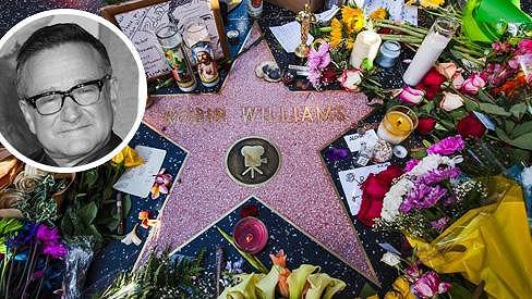 Fanoušci vzpomínají na Robina Williamse.