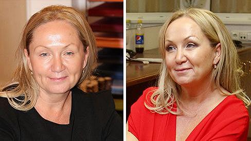 Bára Basiková má dvě tváře...