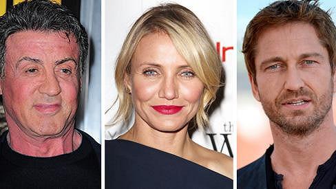 Sylvester Stallone, Cameron Diaz i Gerard Butler absolvovali hereckou školou muže, který skončil za mřížemi.
