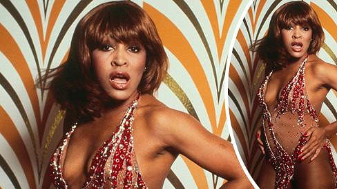Tina Turner měla v mládí odvahy na rozdávání.