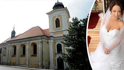 Agáta si dnes podruhé slíbí manželskou věrnost s Jakubem Prachařem.