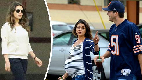 Mila Kunis se vrátila ke svým původním mírám.