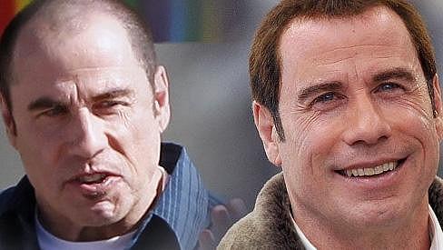 John Travolta prošel v posledním měsíci v oblasti svých vlasů velkou změnou.