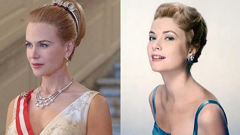 Nicole Kidman si v životopisném snímku Grace of Monaco zahraje kněžnu Grace Kelly.