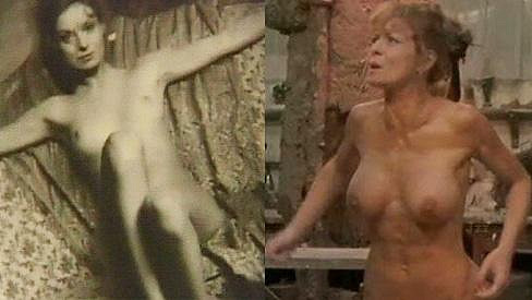 Vilma Cibulková se nahoty nikdy nebála.
