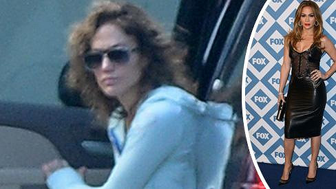 Dvě podoby Jennifer Lopez