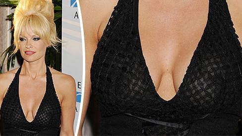Pamela Anderson odmítá stárnout.