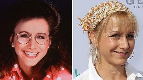 Takhle vypadá seriálová Andrea v 53 letech.